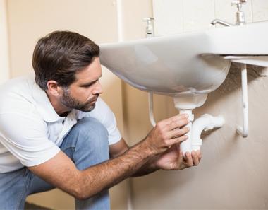 installation de salle de bain à Gesves