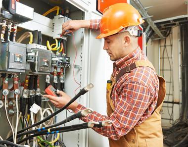 Travaux électricité à Gesves