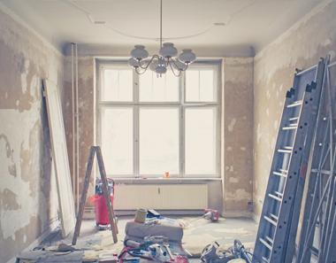 rénovation d'intérieur à Gesves